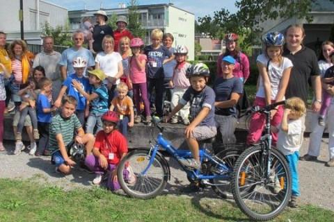 Tradicija šentpetrskega kolesarjenja