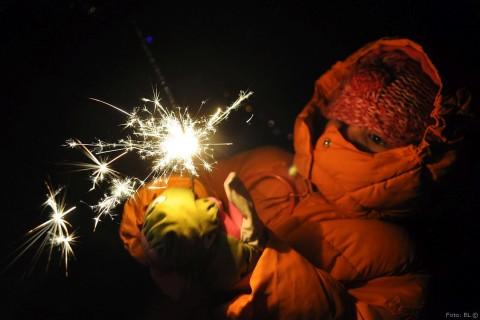 V novo leto z berglami?