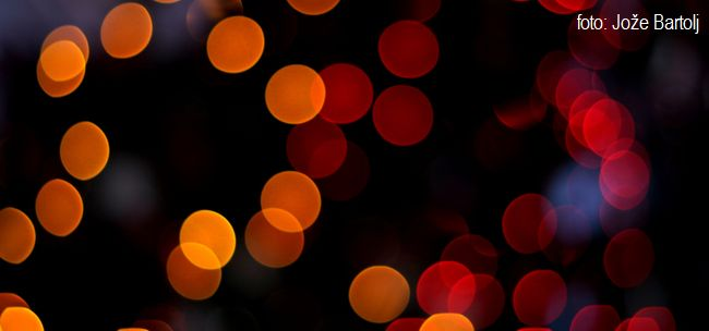 Svetiti, kot luč