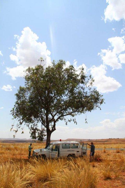 Dolga pot, misijonarji in skoraj kriminalka
