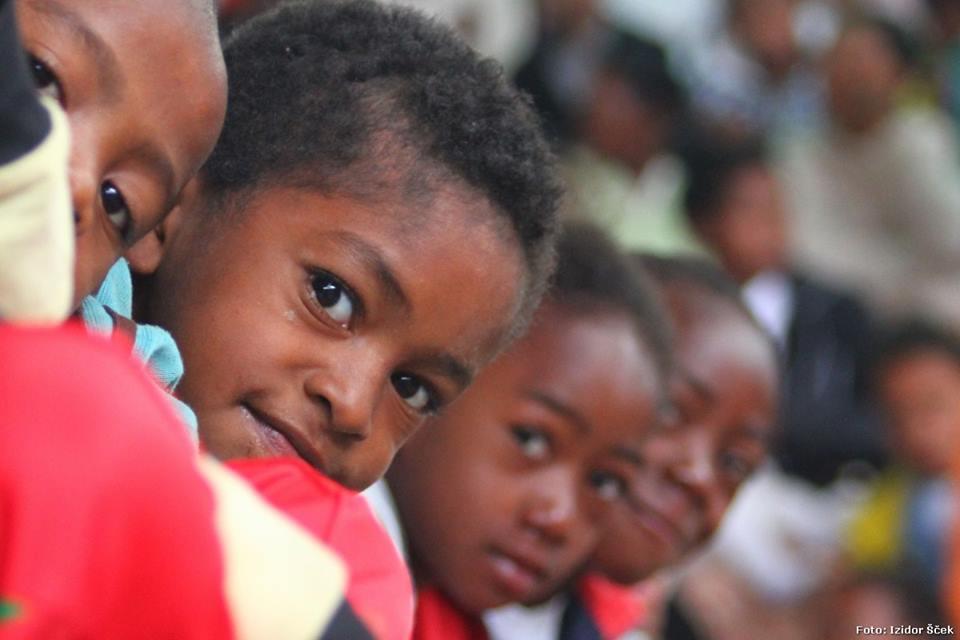 Madagaskar je poln otrok!