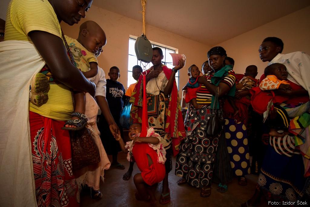 Burundi ima lepo prihodnost. Če ... Če čebula ne bi če imela ...